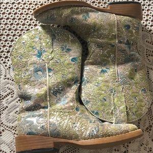 Roper girls boots